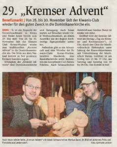 Kremser Panoram Woch 48/2014