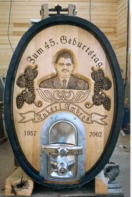 Weinfass Ankerl